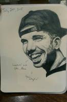 Hey look! It's Drake by Valeradaine