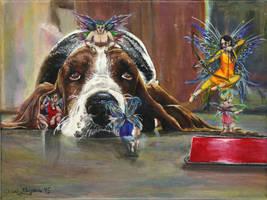 Guard Dog by Valeradaine