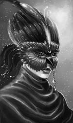 Mask by Lanfirka