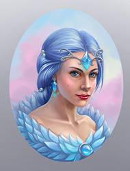queen by Lanfirka