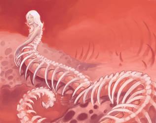 Worst Mermaid Ever by Aazure-Dragon