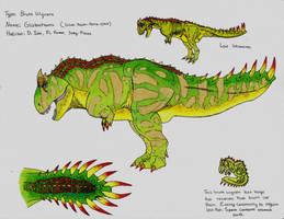 Monster Hunter Concept by r-heinart