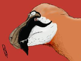 Vulture Rex by r-heinart