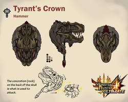 The Tyrant's Crown by r-heinart