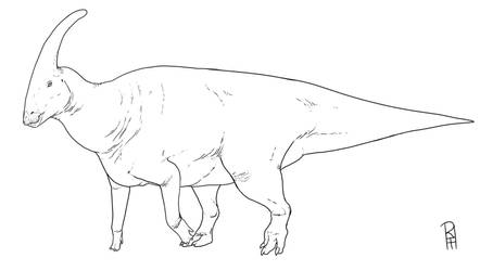 Dinocember #20 by r-heinart