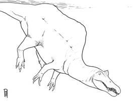Dinocember #25 by r-heinart