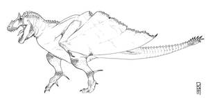 Dracorex by r-heinart