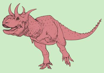 Hybrid Dinovember #1 by r-heinart