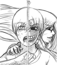 Toyko Ghoul by Sakimatsu