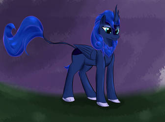 Kirined Luna by Renarde-Louve