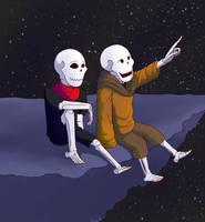 [Request] Stargazing by Maxlad