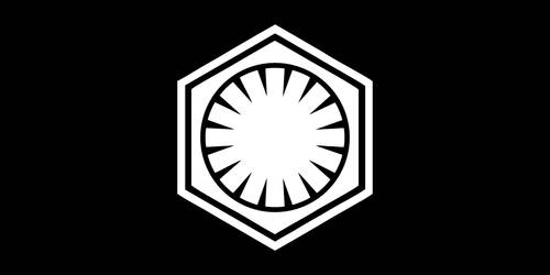 First Order Flag (Black Standard) by HussarZwei