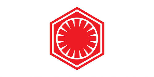 First Order Flag (Imperial Japan style) by HussarZwei