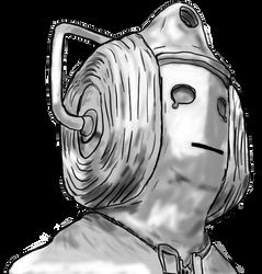 Cyberhead by Kenzoe64