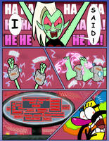 Wander Over Yonder: The Trap Page 19 by Kenzoe64