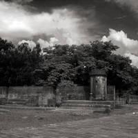 Intramuros Walls by chrizcruz
