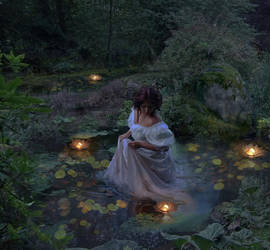 By Light of Lotus by NoctisUmbra