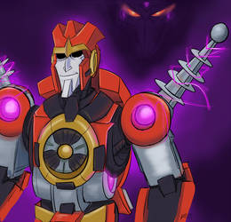 Kaon and friend by K-Gforever