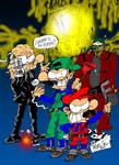 Super Mario Bros THE MOVIE by ANDREU-T
