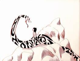 Snake by Jalieu