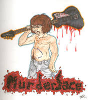 DethArtz: William Murderface by NayaShardez