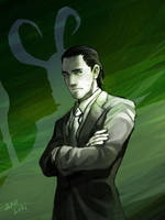 Loki : 2011 movie by Mushstone