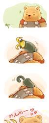 Animal Avengers 5 by Mushstone