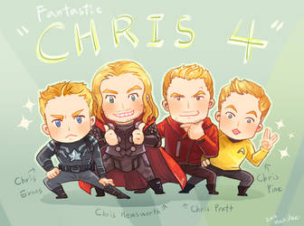 Fantastic Chris 4 by Mushstone