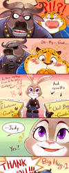 After Zootopia (***little bit spoiler alert) - 2 by Mushstone