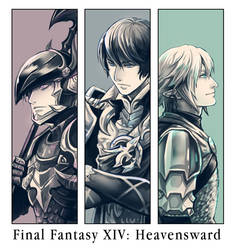 FinalFantasy XIV : Heavensward by Mushstone