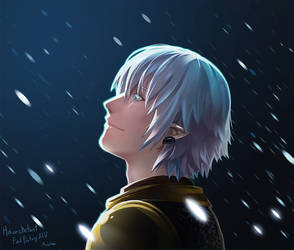 Final Fantasy XIV : Haurchefant by Mushstone