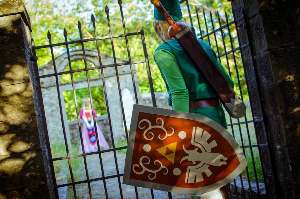 Legend of Zelda - The Minish Cap by stregatt0