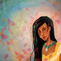 Pocahontas by Nya-ko