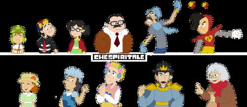 Chespiritale by bob4545