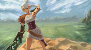 Riven, the Exile by 4rca