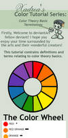 Color Tutorial Series: Basic Terminology by Xadrea