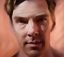 Cumberbatch by chacuri