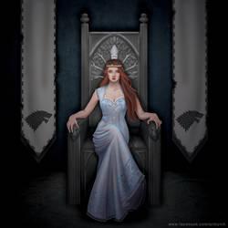 QueenInTheNorth by Estrellita-Nik