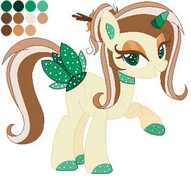 Starbucks Themed Starbudd for TheDerpGal by xXLexiAngeloXx
