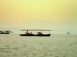 The Ferryman by mell0nk0liak