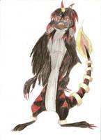 FDD meerkat by Genbe89