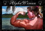 AlphaWoman - GenderEvolution by AlphaAmazons