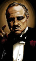 The Godfather by Nanto