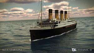 Titanic II by Kipfox32