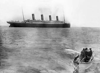 RMS Titanic by Kipfox32