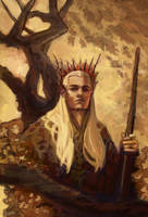 Thranduil by saramondo