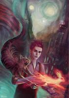 The Conjurer by saramondo