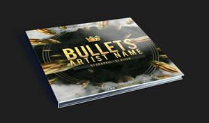 Bullets Mixtape CD Cover Template by KlarensM