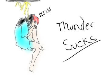 Thunder by SkyDjGurl98