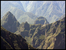 Machu Picchu from Llactapata by Dominion-Photography